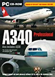 A340 Professional Add-On for FS 2002/2004 (PC CD)