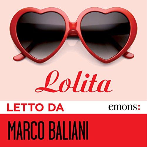 Lolita  Audiolibri