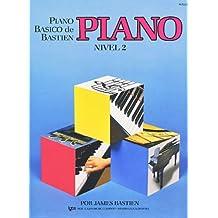 BASTIEN - Metodo Nivel 2º para Piano (WP202E)