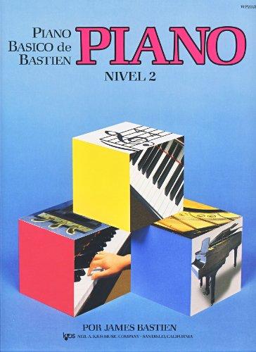 BASTIEN - Metodo Nivel 2º para Piano (WP202E) por BASTIEN
