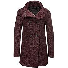 size 40 0d176 39aaf Suchergebnis auf Amazon.de für: Kurzmantel Wolle Damen - 4 ...