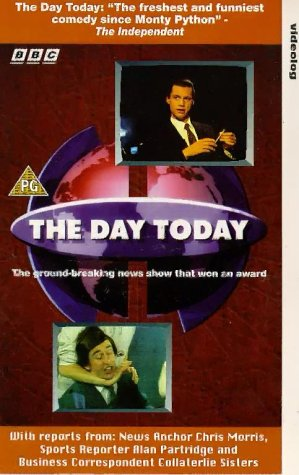 The Day Today [VHS] [UK Import]