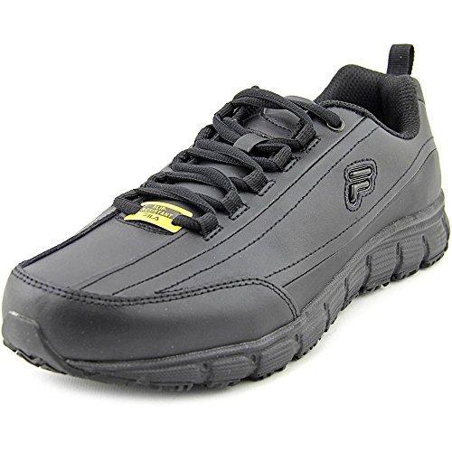Fila Women S Memory Radiance Slip Resistant Sneakers