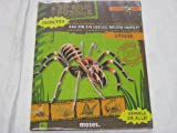 3D-Holzpuzzle Spinne