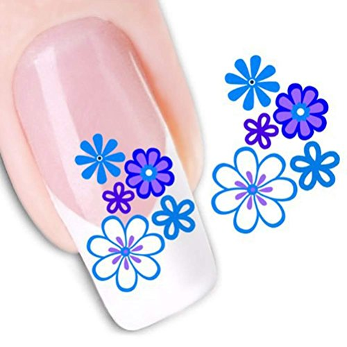 Tonsee® Ongle Art Transferts Decal Sticker