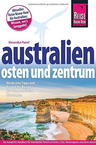 Australien – Osten und Zentrum (Reiseführer)