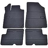 AME Auto-Gummimatten Fußmatten, Geruch-vermindert und passgenau 0331et