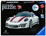 Ravensburger - 12528 - Puzzle - 3D - 108 Pièces - Porsche - Version Anglaise