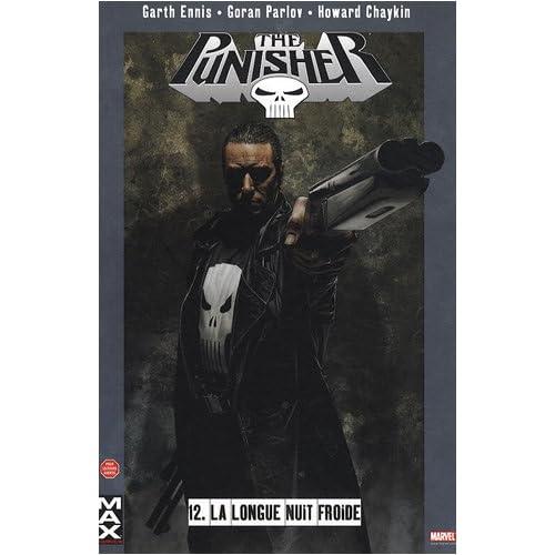 The Punisher, Tome 12 : La longue nuit noire
