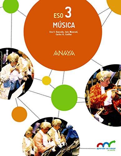 Música 3. (Aprender es crecer en conexión) - 9788469806449