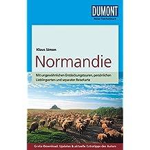 DuMont Reise-Taschenbuch Reiseführer Normandie: mit Online-Updates als Gratis-Download
