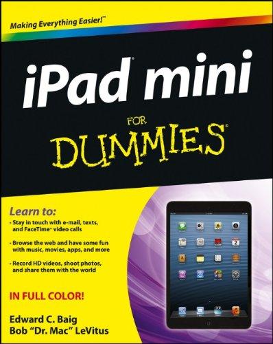 Preisvergleich Produktbild iPad mini For Dummies