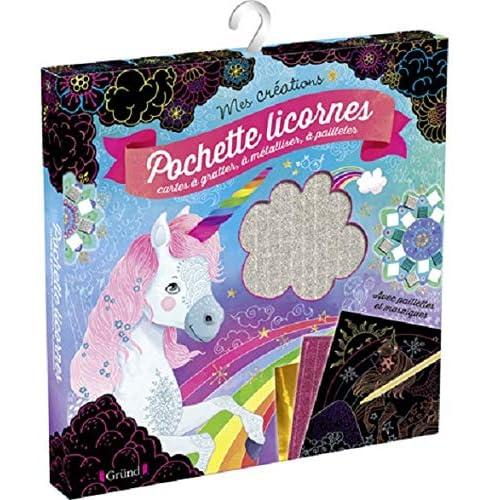 Pochette licornes