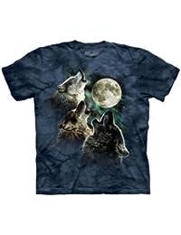 The Mountain Camesita 3 Wolf Moon Wolf Adulto Unisexo