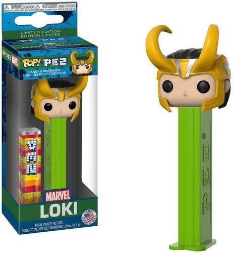 Funko Pop! PEZ: Marvel - Loki