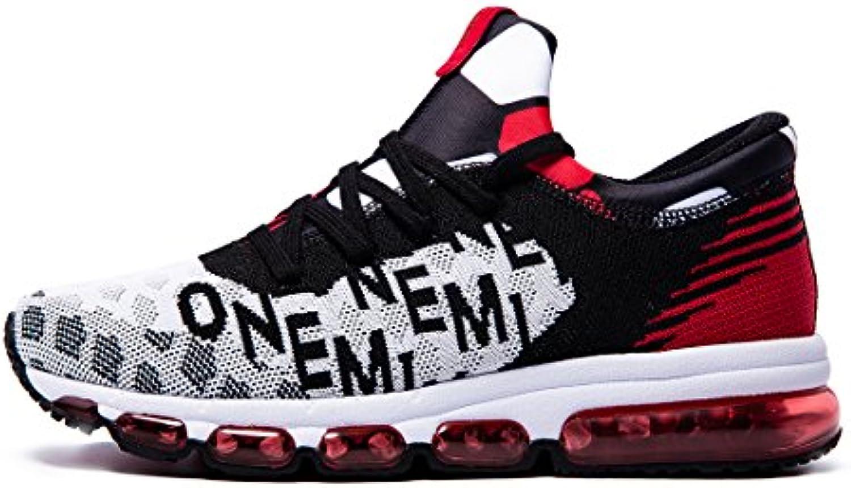 OneMix Herren Air cushion Luftkissen Laufschuhe Turnschuhe Straßenlaufschuhe Sneaker Sportschuhe