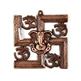 Collectible India Lord Ganesh Om Swastik...