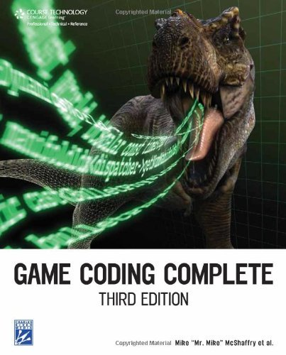 Game Coding Complete, Third Edition by Mike McShaffry (2009-03-05)