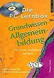 Produkt-Bild: Grundwissen Allgemeinbildung, 1 CD-ROM Für Schule, Ausbildung und Beruf. Für Windows 95/98 oder 2000. CD-ROM m. 384 Lernkärtchen