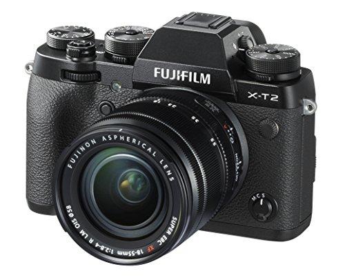 Fujifilm X-T2 Mirror Less Digital Camera Body