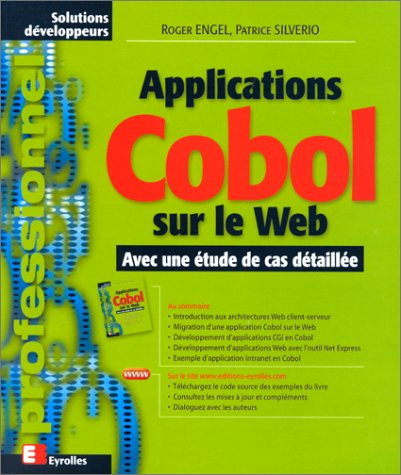 Application cobol sur le Web par R. Engel, Patrice Silverio