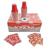Caffè Borbone - 150 Bustine di Zucchero - 150 Palette -...