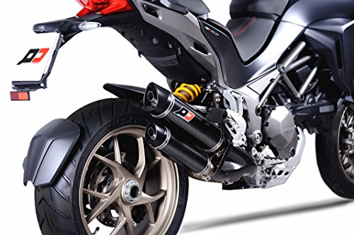 Ducati Multistrada 1200DVT EURO4Auspuff Anlage komplett