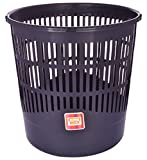 #10: All Time Plastic Tidy Basket, 6.5 Litres, Black