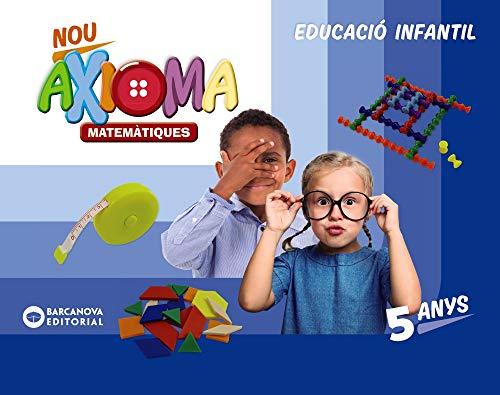 Nou Axioma 5 anys. Matemàtiques. Carpeta de l'alumne
