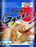 Ajinomoto Japanese Pork Dumpling Gyoza, 600 g (Frozen)