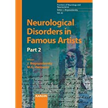 Neurological Disorders in Famous Artists : Part 2