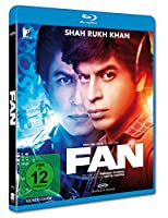 Shah Rukh Khan: Fan (Blu-Ray)