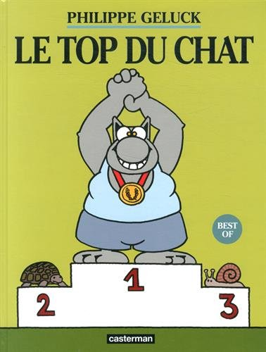 Le Chat, Best of : Le top du Chat : 48h BD 2015