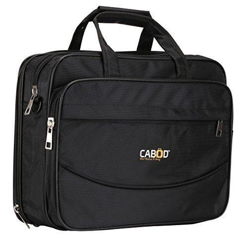 Kamera Swissgear Tasche (cabod (TM) Laptop und Tablet Messenger Nylon Tasche 39,6cm–Schwarz)