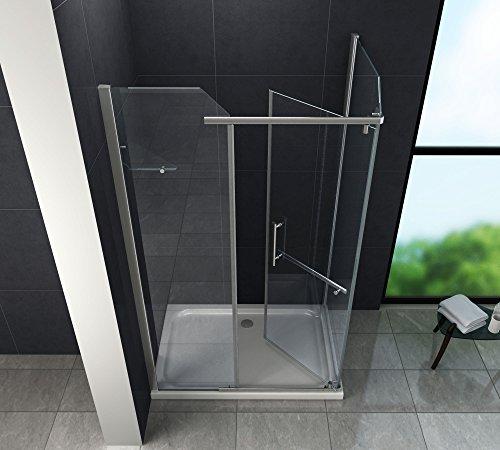Duschkabine inklusive Duschtasse von VITA - 2