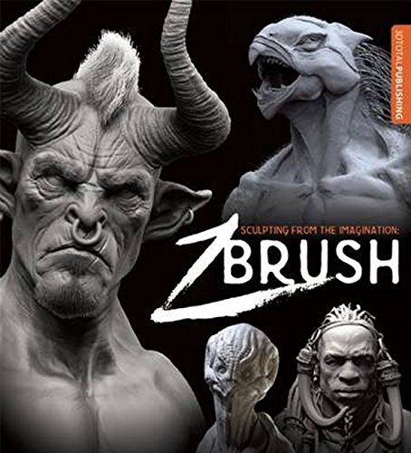 Sketching from Imagination in ZBrush (Sketching from the Imagination)