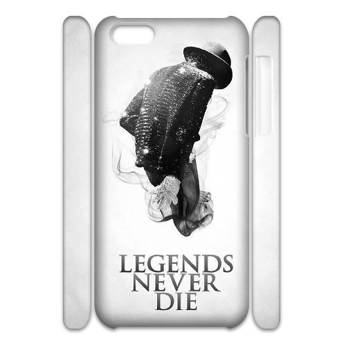 LP-LG Phone Case Of Michael Jackson For Iphone 4/4s [Pattern-6] Pattern-6