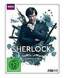 Sherlock - Staffel 4 - Limited Blu-ray-Steelbook-Edition Bild