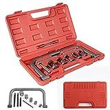 Generic. Air Tool Bit-Box Set mit Box Paar zu Klemmfedern Kompressor Auto Motorrad Ventil Ventil Kompressor Reparatur R Mot