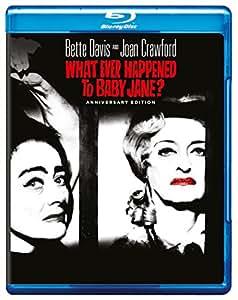 Whatever Happened To Baby Jane? [Blu-ray] [1962] [Region Free]