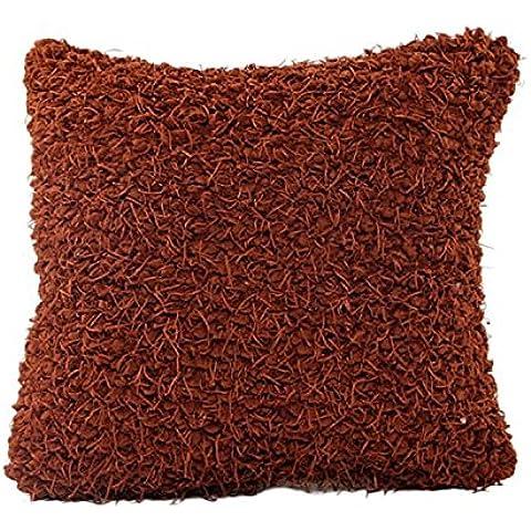 ZARU Sofá cama decoración del hogar Moda AB Versión tirar almohada caso de la cubierta del amortiguador de 40cm * 40cm