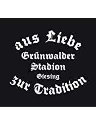 World of Football T-Shirt Sechzig Stadion Tradition
