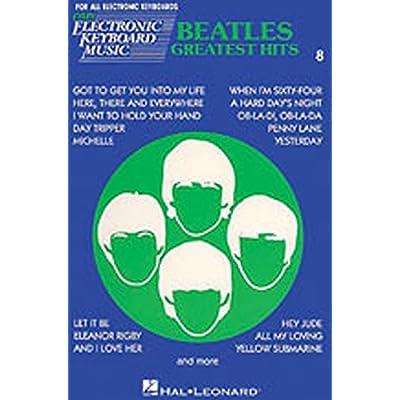 Beatles Greatest Hits Easy Electronic Keyboard Music 008 Pdf Download Shahiddavud