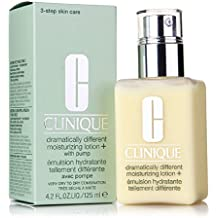 Clinique Dramatically Different Moisturizing Lotion + New formula 125ml Very Dry to Dry Combo Skin