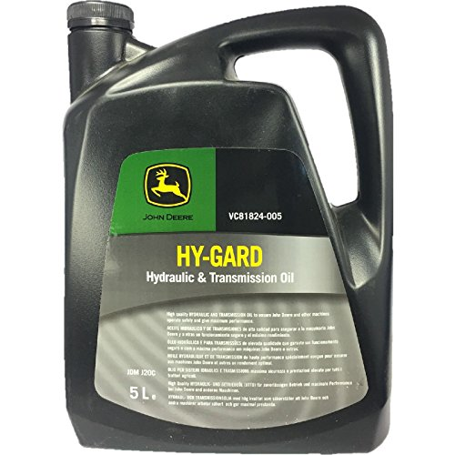 Preisvergleich Produktbild 5 Liter John Deere Hy-Gard Hydraulik- u. Getriebeöl (UTTO)