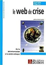 Le web de crise