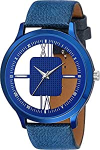 RPS FASHION WITH DEVICE OF R Analog Qurtz Watch for Men and Boys