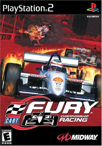 CART Fury: Championship Racing (PS2) [Importación Inglesa]