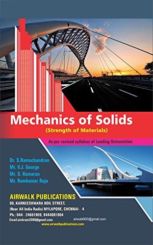 Mechanics Of Solids - Kerala