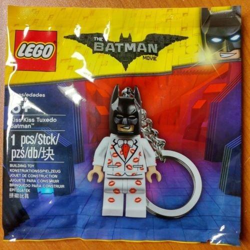 Wolverine Uk Kostüme (LEGO ® Batman The Movie - 5004928 Kiss Kiss Tuxedo Batman)
